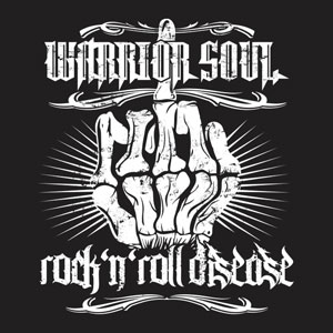 WARRIOR SOUL - Rock 'N' Roll Disease