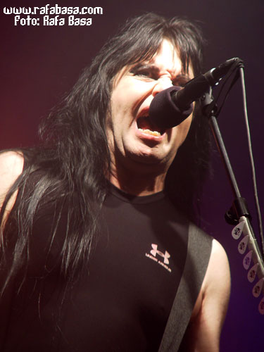 Blackie Lawless de W.A.S.P.