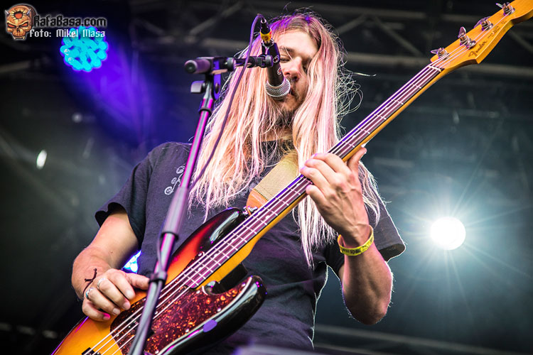 WET CACTUS - RESURRECTION FEST 2019