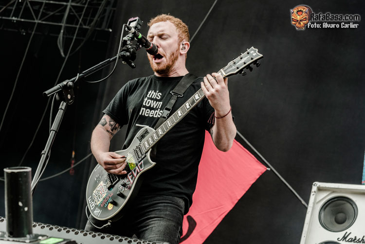 WHILE SHE SLEEPS - RESURRECTION FEST 2019