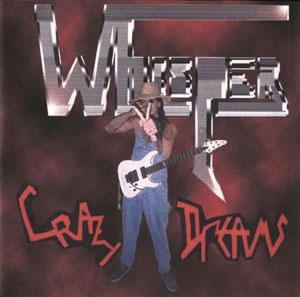 WHISPER - Crazy Dreams (La Atlántida Records 2000)