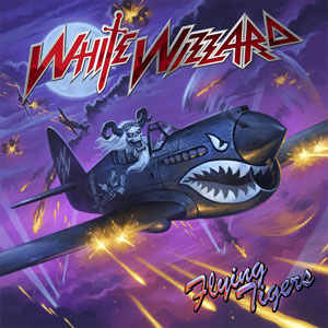 WHITE WIZZARD – Flying Tigers