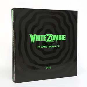 WHITE ZOMBIE - It Came From N.Y.C.