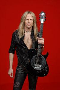 Doug Aldrich de Whitesnake