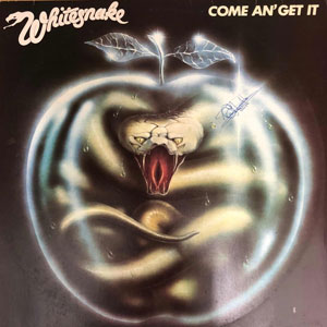 WHITESNAKE - Come An´ Get It