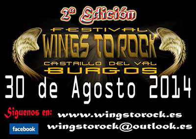 WINGS TO ROCK