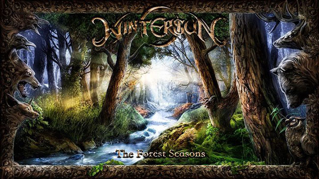 WINTERSUN - The Forest Season