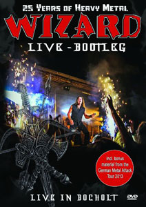WIZARD - 25 Years Of Heavy Metal - Live In Bocholt