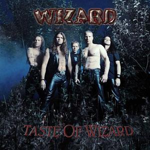 WIZARD  - Taste Of Wizard