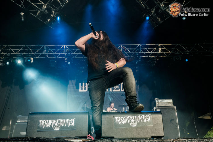 WORMED - RESURRECTION FEST 2019