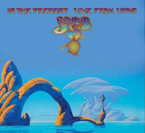 YES - In The Present – Live From Lyon