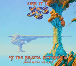 YES - Like It Is - Yes At The Bristol Hippodrome