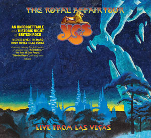 YES - The Royal Affair Tour - Live From Las Vegas