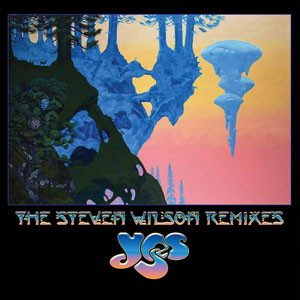 YES - The Steven Wilson Remixes