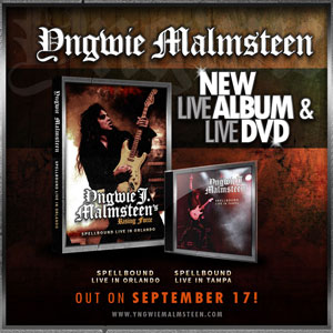 Yngwie Malmsteen - Spellbound: Live in Tampa