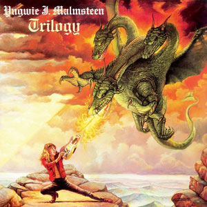 YNGWIE MALMSTEEN - Trilogy – Rising Force