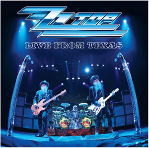 ZZ TOP - ZZ Top: Live From Texas